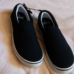 NWT Men's Faded Glory Slip-on Shoes 8